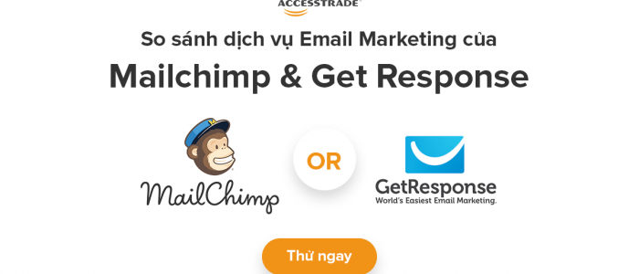So sánh dịch vụ Email Marketing