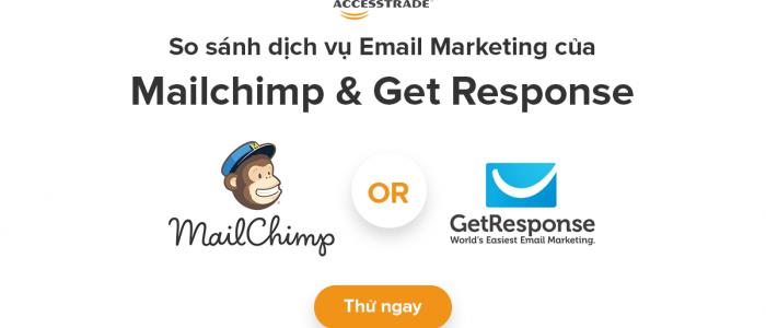 So sánh dịch vụ Email Marketing