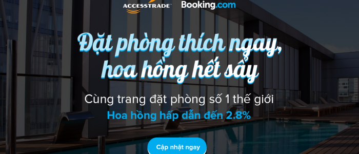 Chiến dịch BOOKING.COM